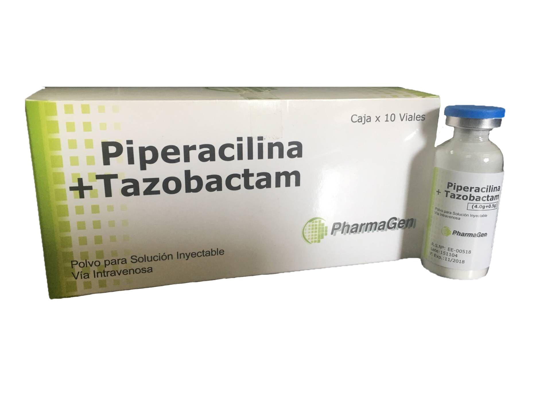 Piperacilina +Tazobactam